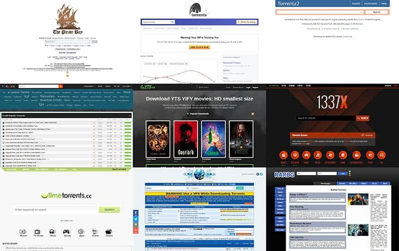 Principais sites de torrent saem do ar em ataque DDoS
