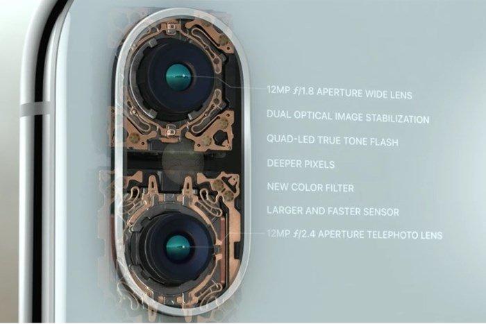 Iphone X - Camera