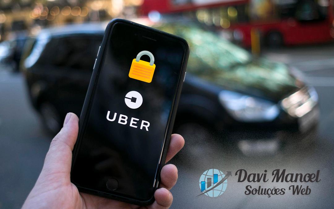 Novo golpe mira usuários do Uber para roubar dados pessoais e de cartão de crédito