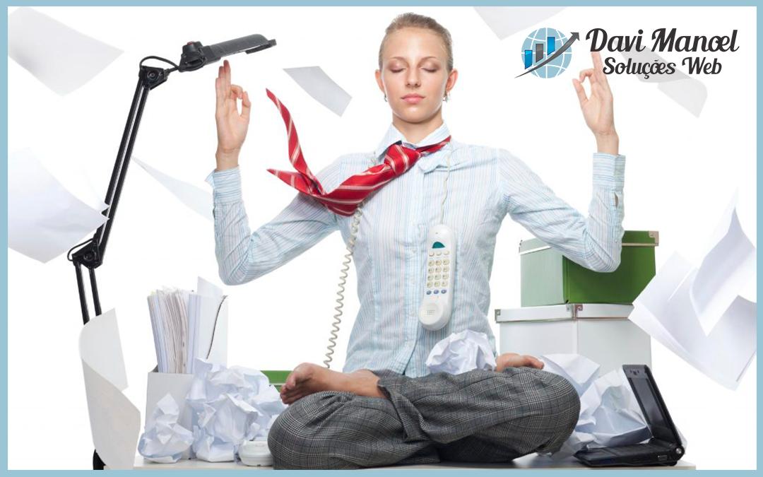 7 conselhos para administrar o estresse do trabalho no dia a dia