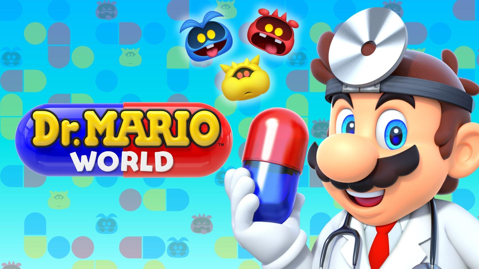 Novo game para iOS e Android, Dr. Mario World, ganha data de lançamento