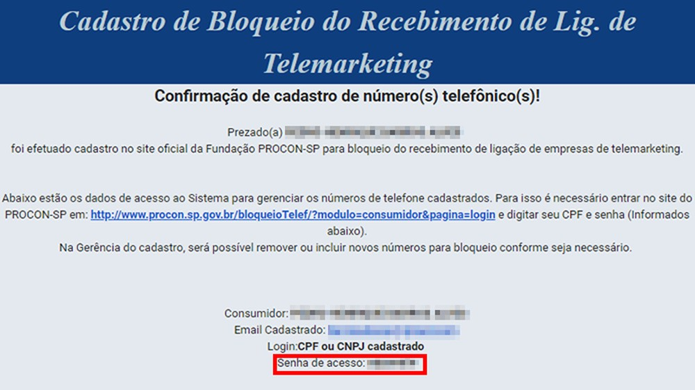 Saiba como não receber mais ligações de telemarketing 6