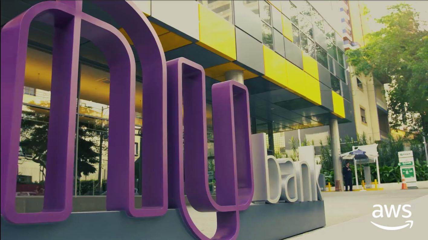 Nubank vale mais de US$ 10 bilhões