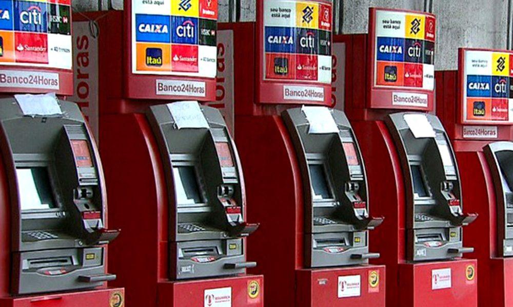 Banco24Horas terá saque em caixa eletrônico liberado pelo celular
