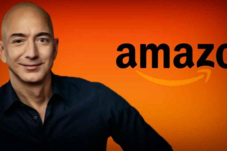 Jeff Bezos ganha U$ 13,2 bilhões em 15 minutos